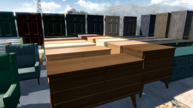 Dressers and more