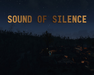 Sound Of Silence - Stop unimmersive ambient music