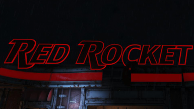 Red Rocket   Outer Rim Only