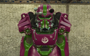 Power Armor Decals