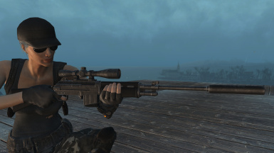 G67 Battle Rifle - Standalone