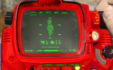 Deadpool Pipboy