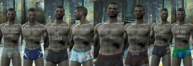 Faction Underwear (Male)