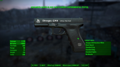 Guns Of Sturges Glock G48 Experimental