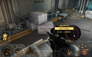 Lootable Vault Suit Boxes