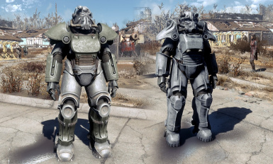East Coast (Fallout 3) Styled Power Armor