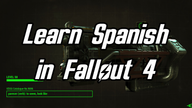 Learn Spanish With Loading Screens