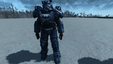 Promotional Arkham Knight Power Armor T60 (standalone)