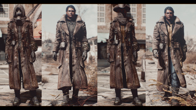 Best Fallout Fashion Mod
