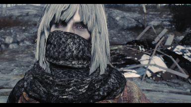 Alice mask fem only