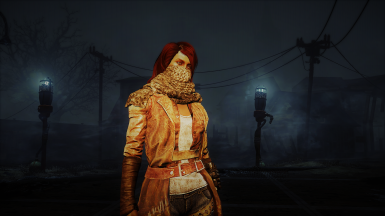 Alice Coat and Mask in Far Harbor