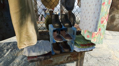 Clothing Stall 009
