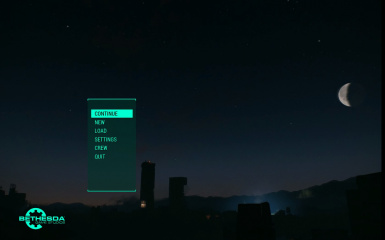 Ultimate main menus video replacer at fallout 4 nexus mods and community - Fallout new vegas skyline ...
