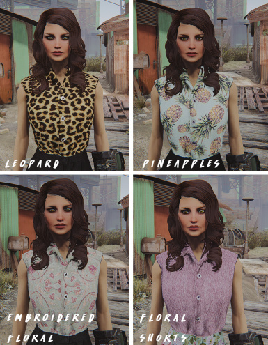 Outfits 1-4