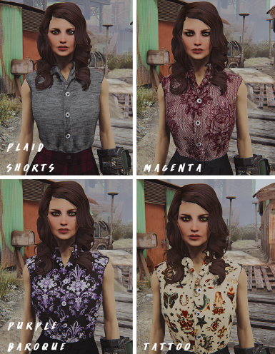 Outfits 5-8
