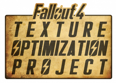 Fallout 4 - Texture Optimization Project