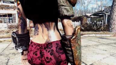 Tattilina's Gambit Tattoos