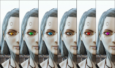 Female Robot Textures -CBBE- at Fallout 4 Nexus - Mods and