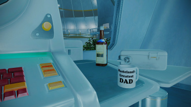 Wasteland's Greatest DAD Standalone Coffee Cup