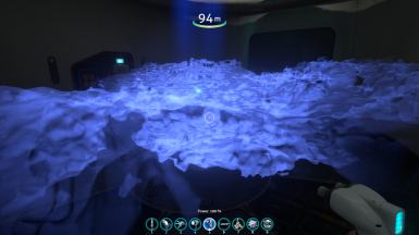 Subnautica Scanner Room More Items / Also increases cutoff distance on the hud icon.