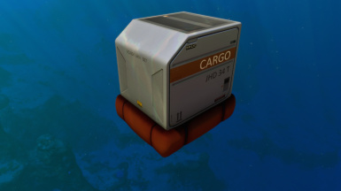 Floating Cargo Crate