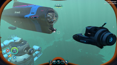 My Super Subs: Scrault the Cyclops and Bullelle the Seamoth