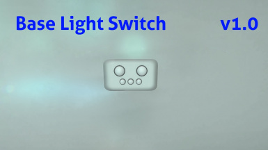 Base Light Switch