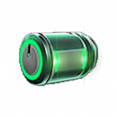 Channeled Ion Battery