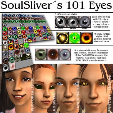101 EYES for SIMS2