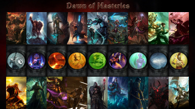 Dawn of Masteries