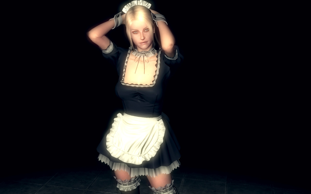 French Maid For Type3 At Fallout3 Nexus Mods And Community