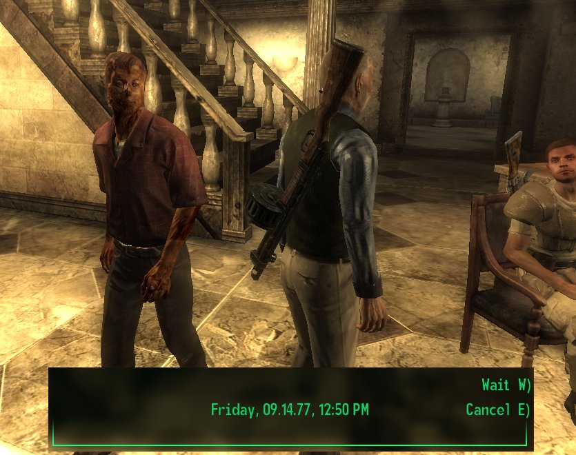 ghouls cohabitate at fallout3 nexus mods and community