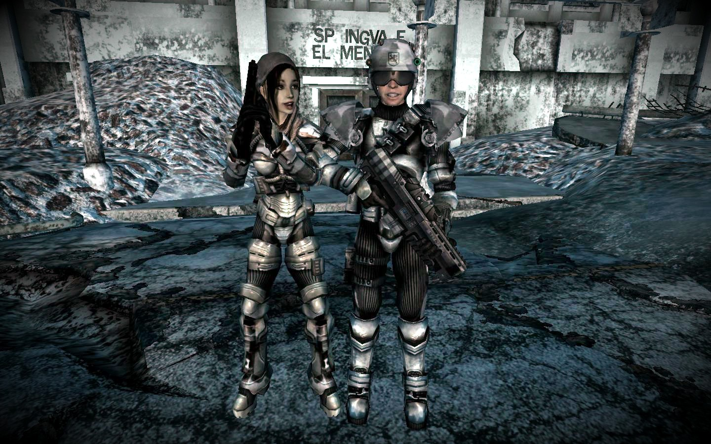 Fallout 3 mods nude picture