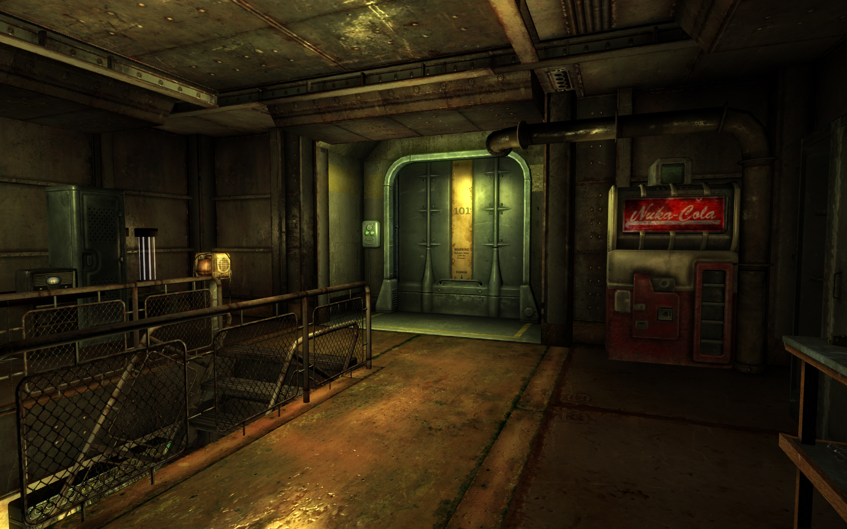 Rc personal vault at fallout3 nexus mods and community for Entrance to rivet city