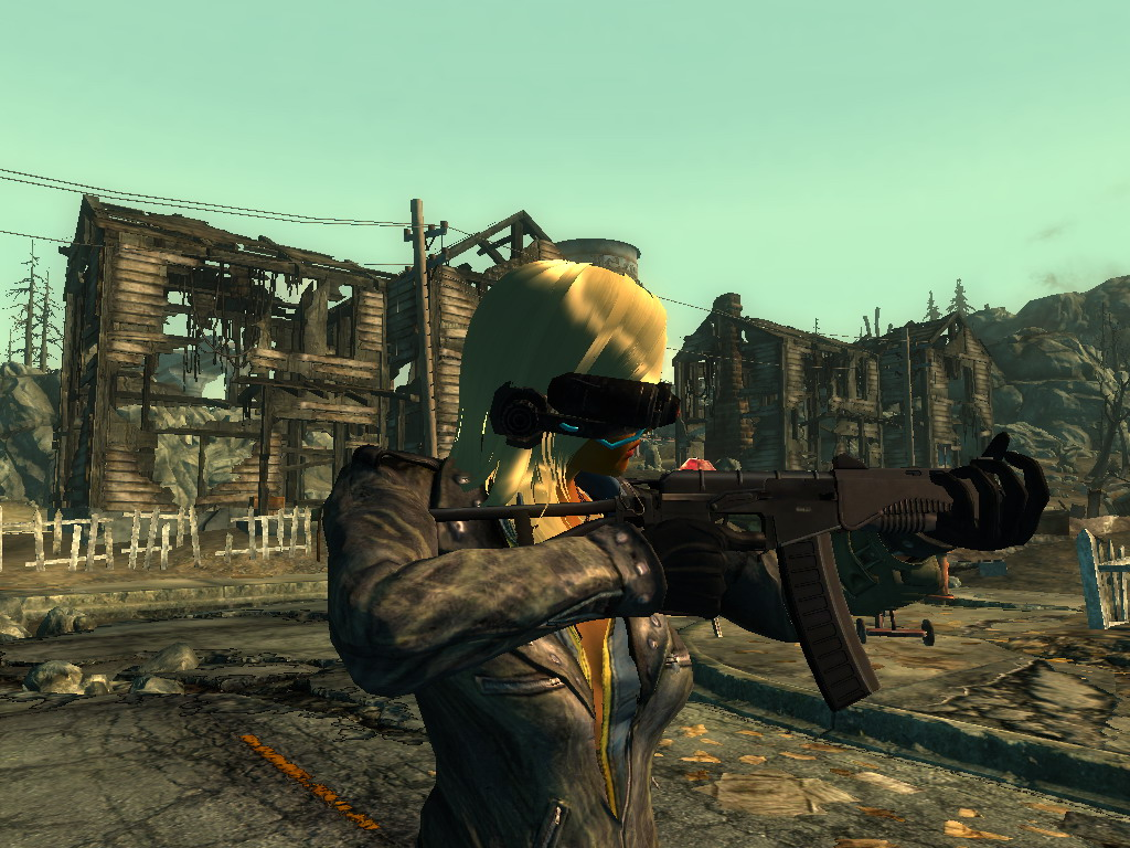 Fallout3 russian weaponry mod re uploaded at fallout3 for The russian mod