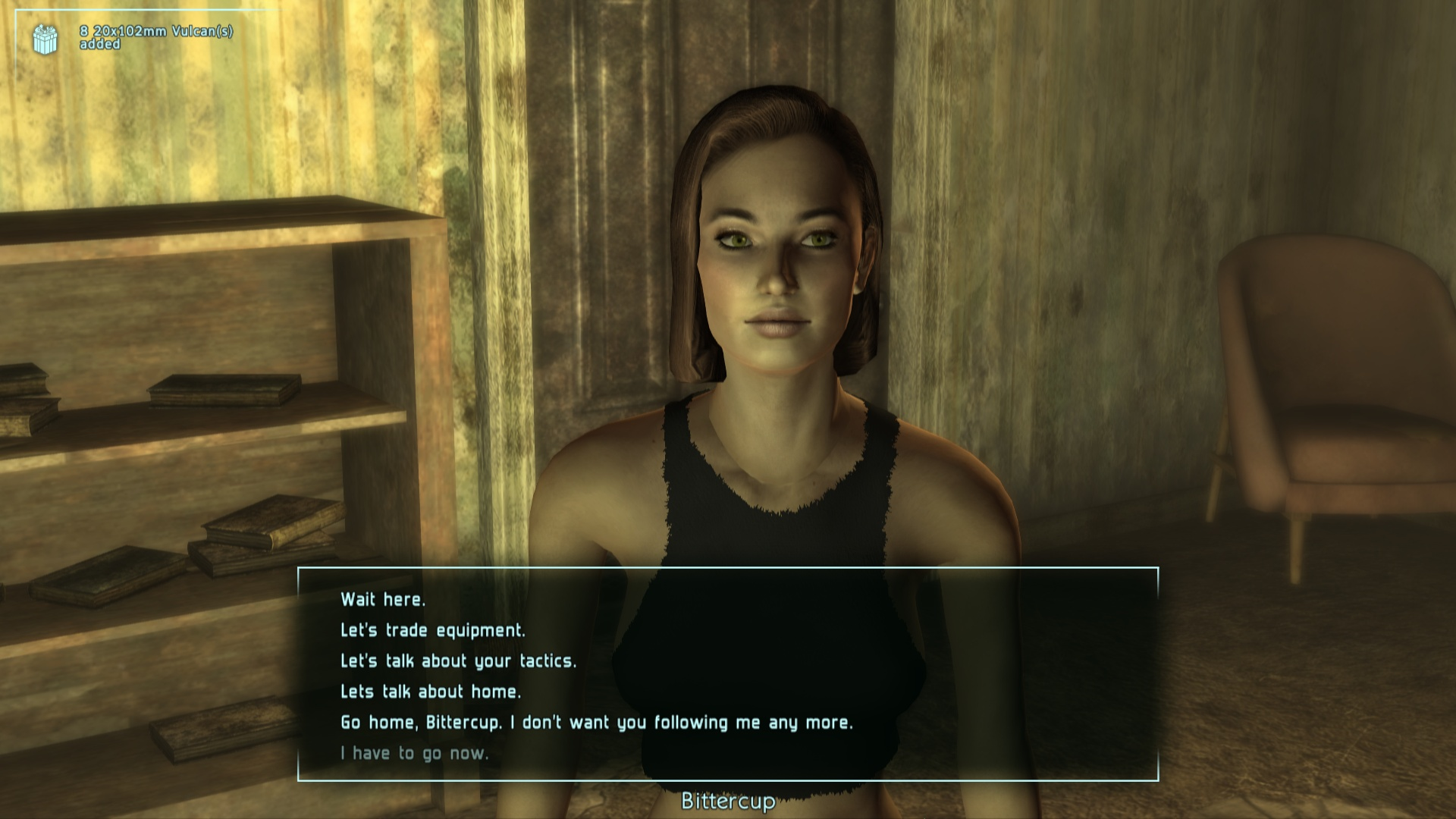 Fallout fucking bittercup sex images