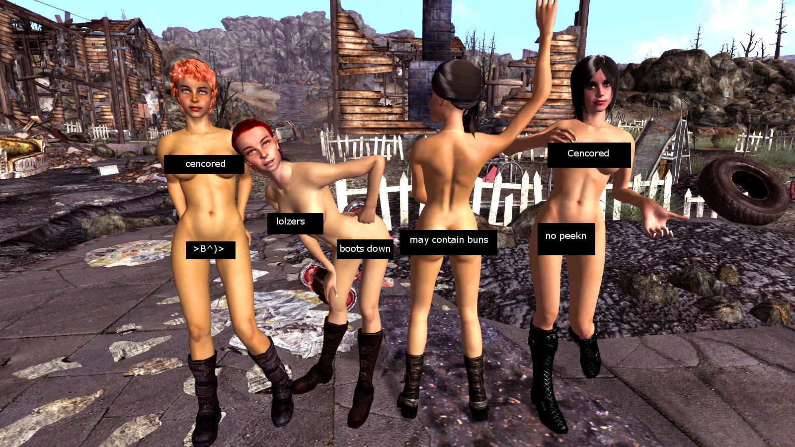 Vampire the masquerade nude patch cartoon photo