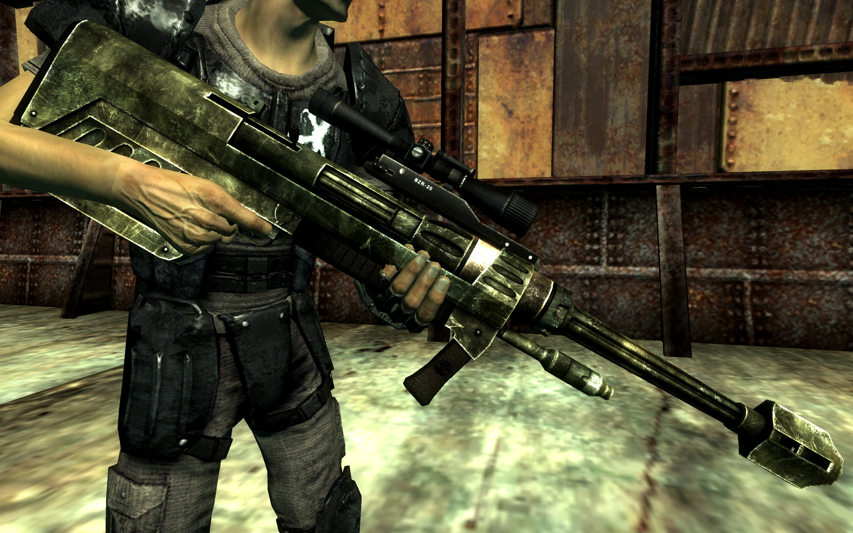 20mm Carbine at Fallout3 Nexus - mods and community