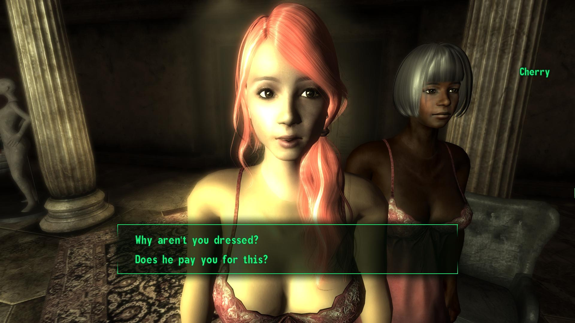 Fallout 3 prostitution hentia movie