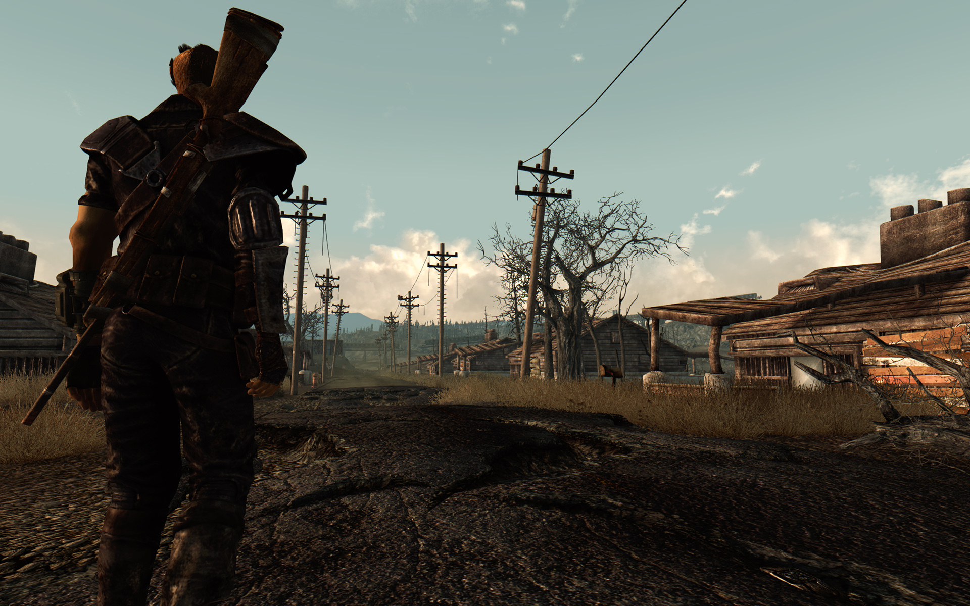 Oedland Enb For Fallout 3 At Fallout3 Nexus Mods And Community