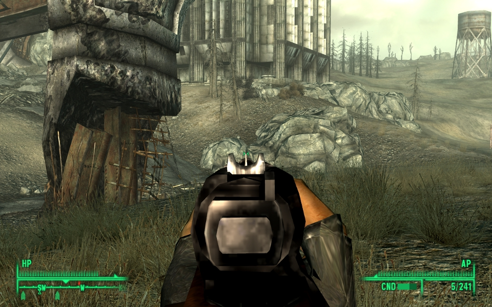 Jims Hunting Rifle Replacer at Fallout3 Nexus - mods and community