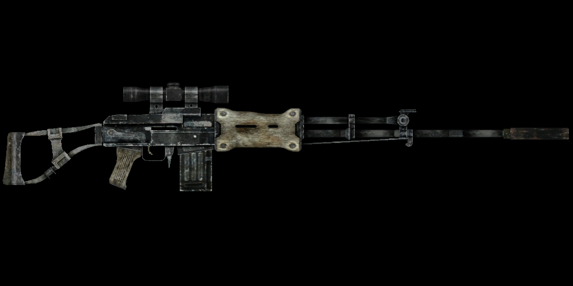 Type 79 Sniper Rifle at Fallout3 Nexus - mods and community
