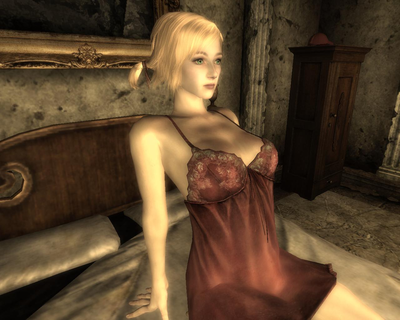 Fallout 3 naked babes mod naked photo