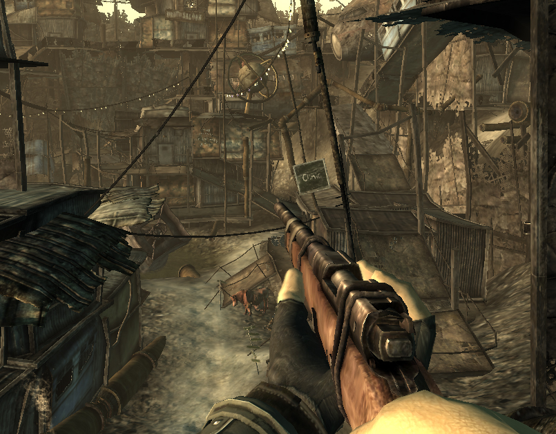 More Realistic Hunting rifle at Fallout3 Nexus - mods and community