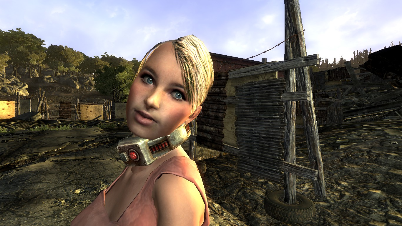 Fucking clover in fallout 3 hentai gallery