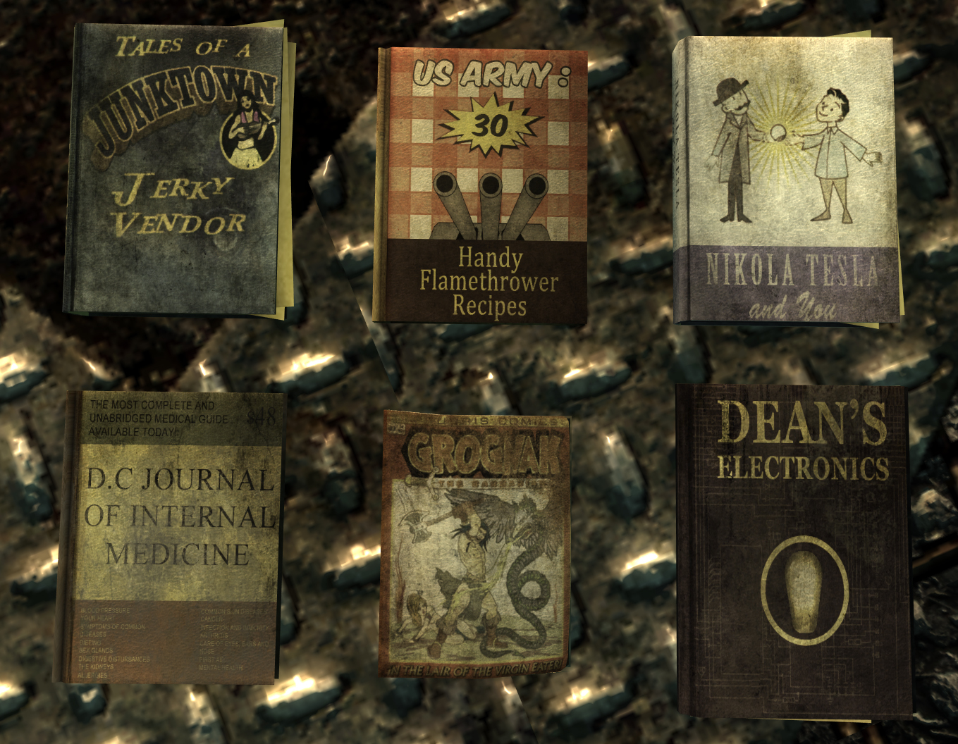 fallout 4 how to read skill books