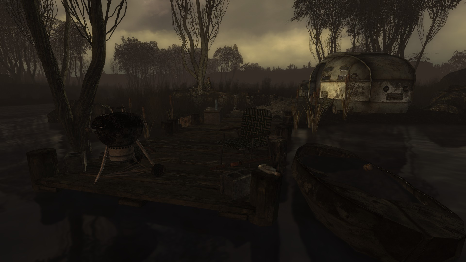 Point lookout fishing aid added to the game at fallout3 for Point lookout fishing