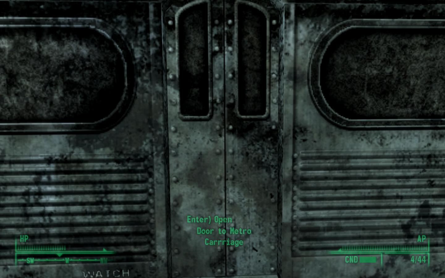 Metro carriage interiors at fallout3 nexus mods and community - Carrage metro ...