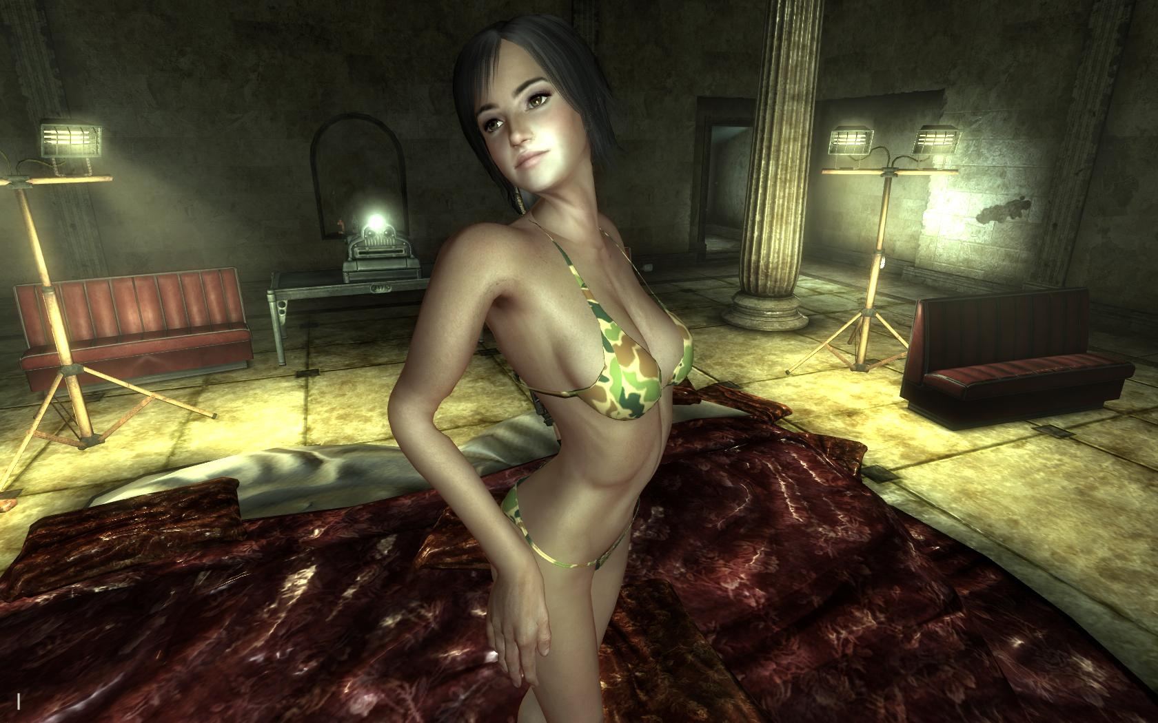 Fallout 3 text mods nud hentay photos