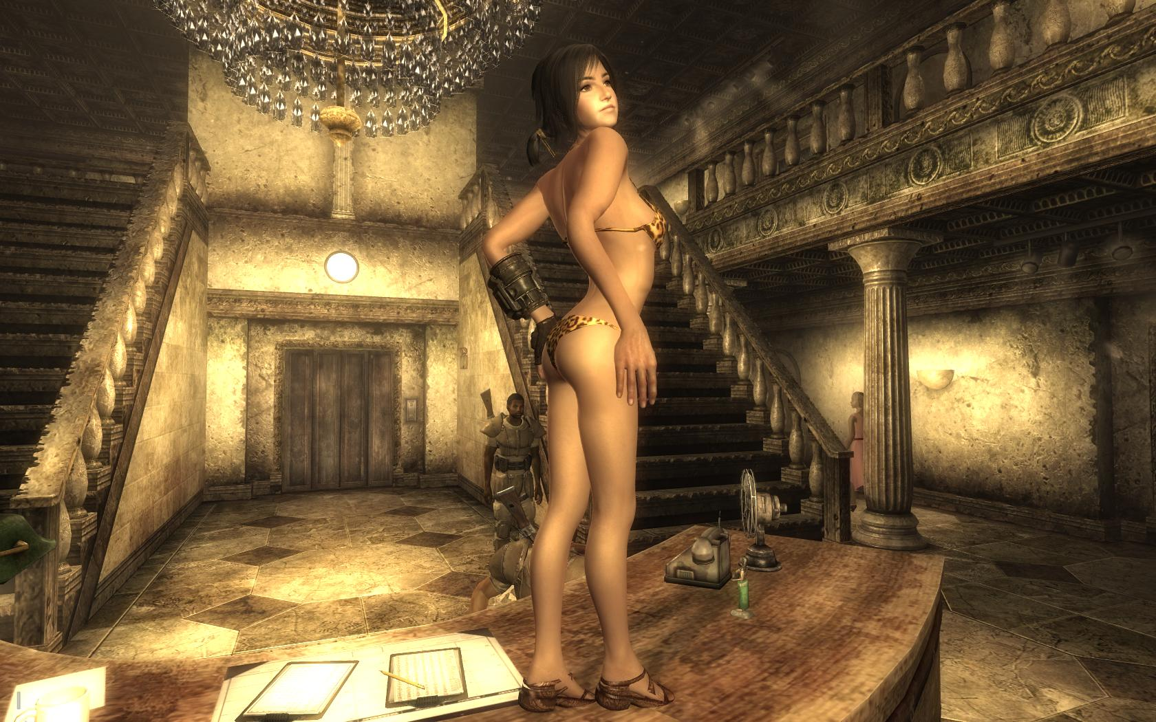 Free download fallout 3 pc naked woman  cartoon video